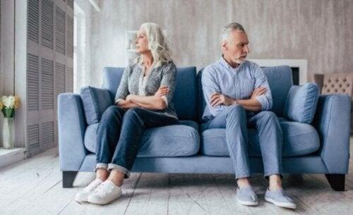Grå skilsmässa: Ett fenomen på väg upp