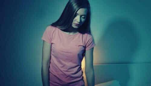 Sömngång och stress är nära relaterade